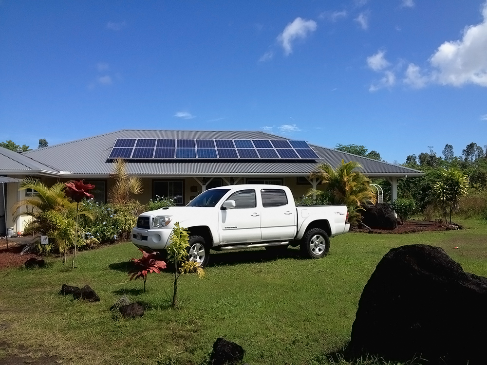 Gallery Solar Pv Hawaii Solar Panels Big Island